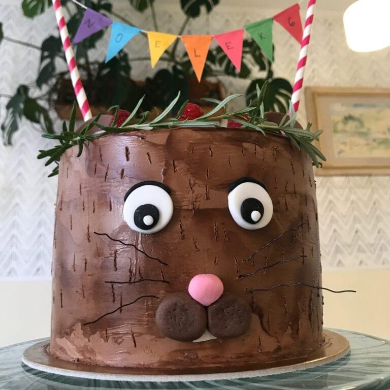 Dětský dort zvířátko