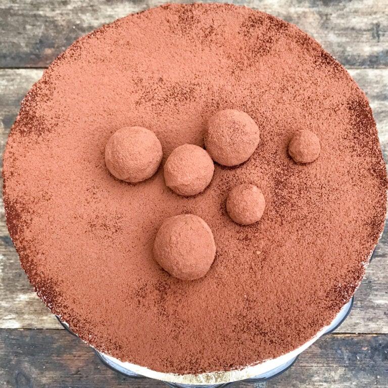 Tiramisu dort